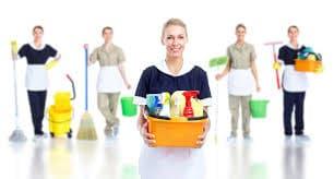 Por qué contratar empresas de limpieza