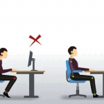 consejos para mantener una postura correcta