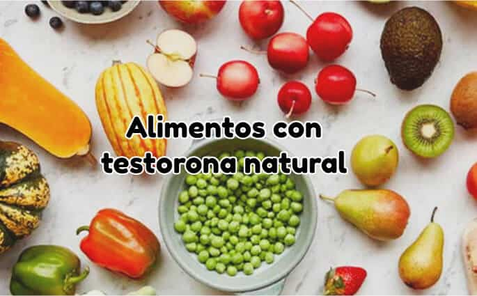 alimentos testosterona natural